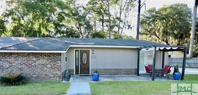 167 Cherokee Circle, Hinesville, GA 31313 (MLS #228454) :: Teresa Cowart Team