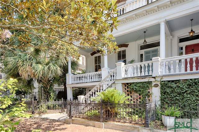 312 E Huntingdon Street, Savannah, GA 31401 (MLS #228458) :: Heather Murphy Real Estate Group