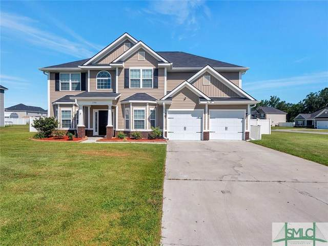 1100 Water Oak Court, Hinesville, GA 31313 (MLS #228463) :: Partin Real Estate Team at Luxe Real Estate Services