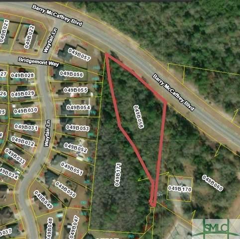 1.61ac Barry Mccaffrey Boulevard, Hinesville, GA 31313 (MLS #228464) :: The Arlow Real Estate Group