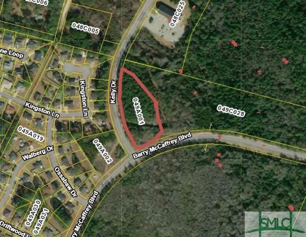2.47ac Barry Mccaffrey Boulevard, Hinesville, GA 31313 (MLS #228465) :: The Arlow Real Estate Group