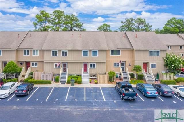 12502 Apache Avenue #4, Savannah, GA 31419 (MLS #228469) :: Partin Real Estate Team at Luxe Real Estate Services