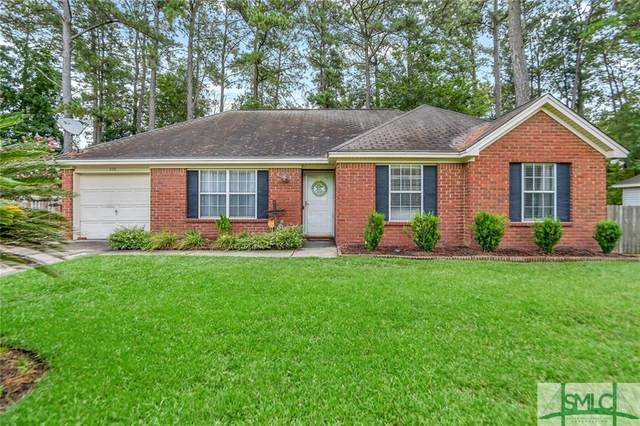 332 Moore Avenue, Pooler, GA 31322 (MLS #228473) :: Partin Real Estate Team at Luxe Real Estate Services