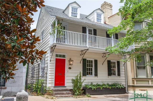308 E Liberty Street, Savannah, GA 31401 (MLS #228479) :: Glenn Jones Group | Coldwell Banker Access Realty