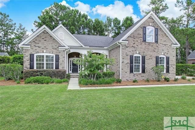 207 Claremont Way, Pooler, GA 31322 (MLS #228483) :: Heather Murphy Real Estate Group