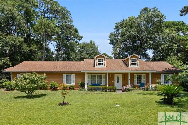 210 Maria Road, Savannah, GA 31410 (MLS #228484) :: Glenn Jones Group | Coldwell Banker Access Realty