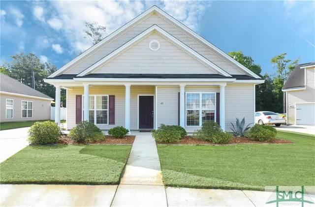 49 Savannah Lane, Richmond Hill, GA 31324 (MLS #228486) :: The Sheila Doney Team
