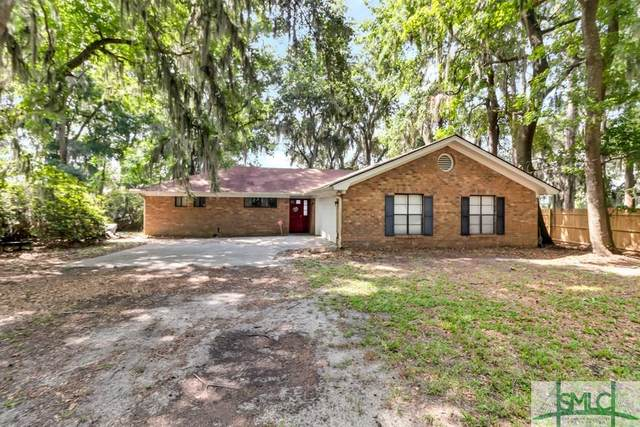 35 Lake Drive, Midway, GA 31320 (MLS #228490) :: The Sheila Doney Team