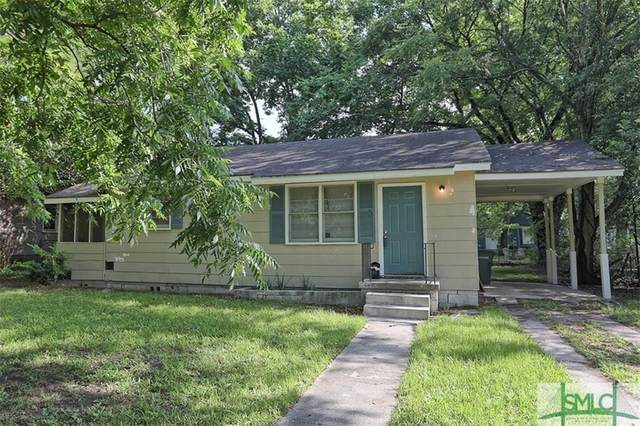 1514 E 33rd Street, Savannah, GA 31404 (MLS #228491) :: The Sheila Doney Team