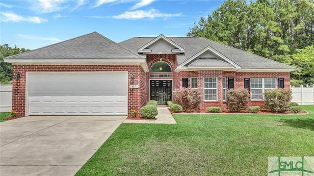 407 Banberry Court, Guyton, GA 31312 (MLS #228493) :: Glenn Jones Group | Coldwell Banker Access Realty