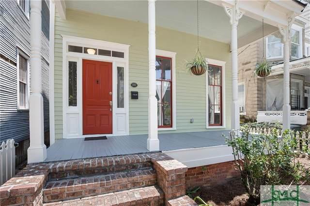 2214 Barnard Street, Savannah, GA 31401 (MLS #228495) :: Glenn Jones Group | Coldwell Banker Access Realty