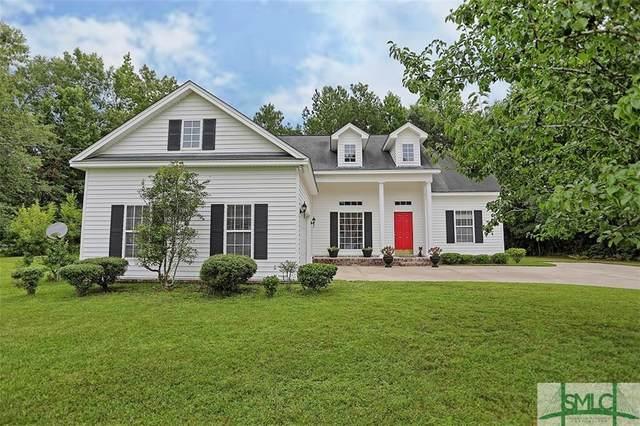 62 Kelly Davis Road, Richmond Hill, GA 31324 (MLS #228496) :: The Arlow Real Estate Group