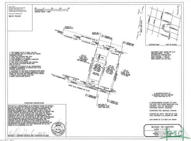 1112 E 31st Street, Savannah, GA 31401 (MLS #228501) :: Glenn Jones Group | Coldwell Banker Access Realty