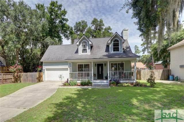 582 Oemler Loop, Savannah, GA 31410 (MLS #228502) :: Glenn Jones Group | Coldwell Banker Access Realty