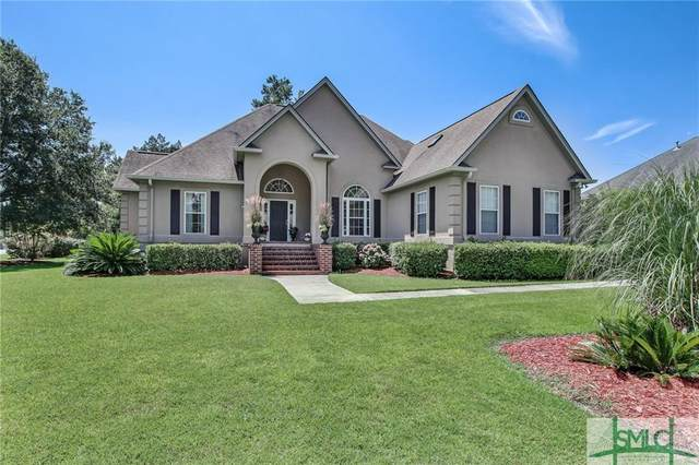 209 Lyman Hall Road, Savannah, GA 31410 (MLS #228504) :: Partin Real Estate Team at Luxe Real Estate Services