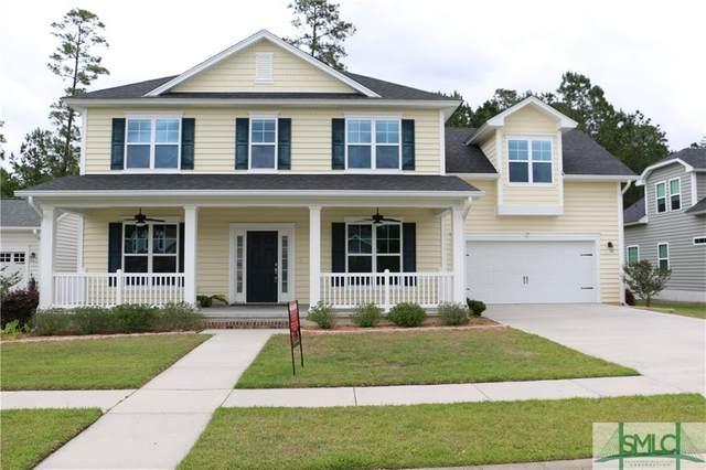 16 Gresham Lane, Savannah, GA 31419 (MLS #228507) :: Glenn Jones Group | Coldwell Banker Access Realty