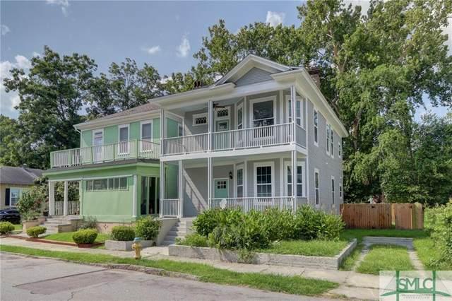 646 E 39th Street, Savannah, GA 31401 (MLS #228509) :: The Arlow Real Estate Group