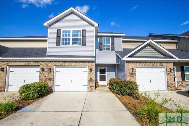 304 Governor Gwinnett Way Way, Pooler, GA 31322 (MLS #228514) :: Glenn Jones Group | Coldwell Banker Access Realty