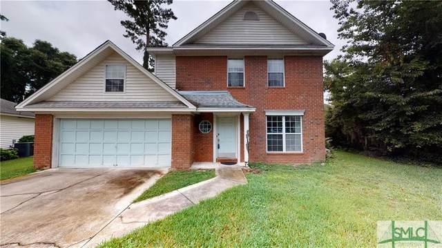 121 Blueleaf Court, Savannah, GA 31410 (MLS #228528) :: Coastal Savannah Homes