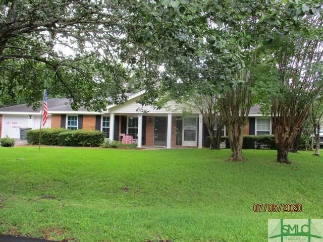 703 Marlborough Court, Hinesville, GA 31313 (MLS #228529) :: The Arlow Real Estate Group