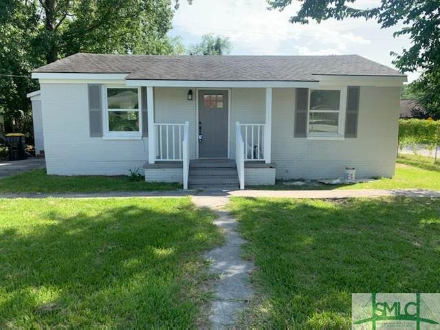 2219 Mell Street, Savannah, GA 31415 (MLS #228531) :: Glenn Jones Group | Coldwell Banker Access Realty