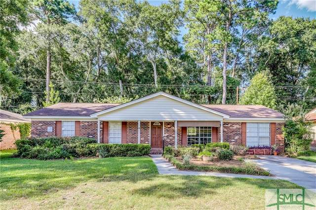 114 Greenbriar Drive, Savannah, GA 31419 (MLS #228534) :: The Sheila Doney Team