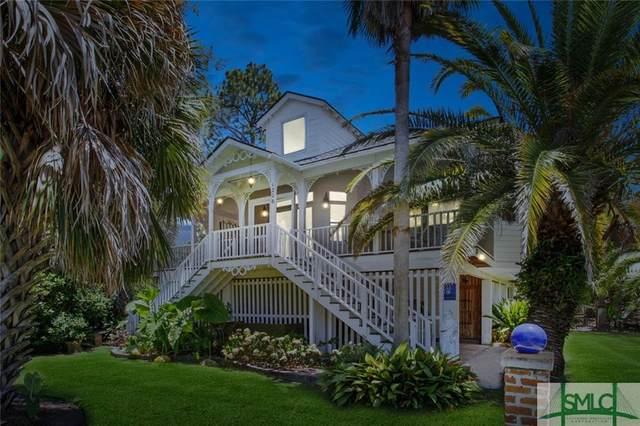 1206 Bay Street, Tybee Island, GA 31328 (MLS #228537) :: Liza DiMarco