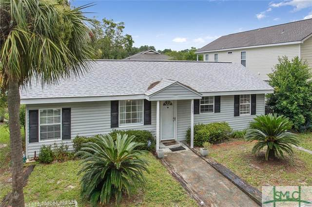 1017 Laurel Avenue, Tybee Island, GA 31328 (MLS #228538) :: Heather Murphy Real Estate Group
