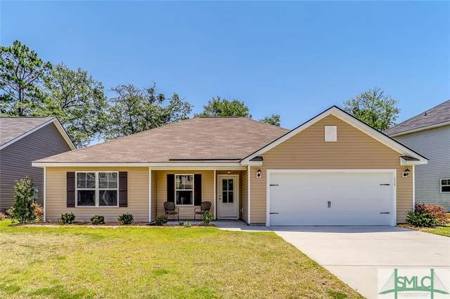 228 Freedom Trail, Guyton, GA 31312 (MLS #228548) :: Glenn Jones Group | Coldwell Banker Access Realty
