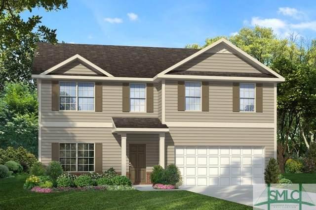 113 Morningside Drive, Hinesville, GA 31301 (MLS #228559) :: The Arlow Real Estate Group