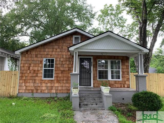 1015 E 37th Street, Savannah, GA 31401 (MLS #228561) :: Coastal Savannah Homes