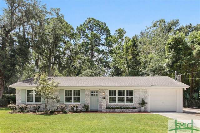 34 Cardinal Road, Savannah, GA 31406 (MLS #228562) :: The Sheila Doney Team