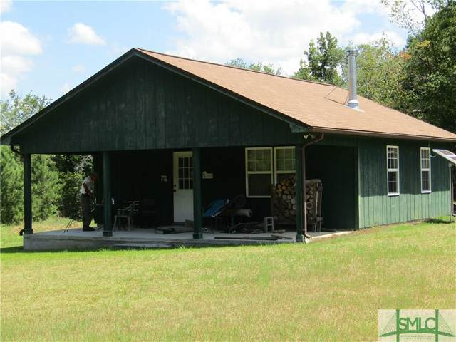 0 Bay Gall Branch Road, Garfield, GA 30425 (MLS #228563) :: The Arlow Real Estate Group