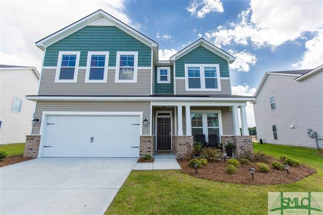 199 Brickhill Circle, Savannah, GA 31407 (MLS #228566) :: Glenn Jones Group | Coldwell Banker Access Realty