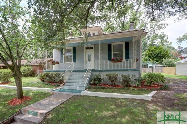 123 Forrest Avenue, Savannah, GA 31404 (MLS #228568) :: Glenn Jones Group | Coldwell Banker Access Realty