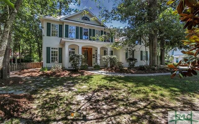 5 Grove Park Way, Savannah, GA 31419 (MLS #228572) :: Bocook Realty