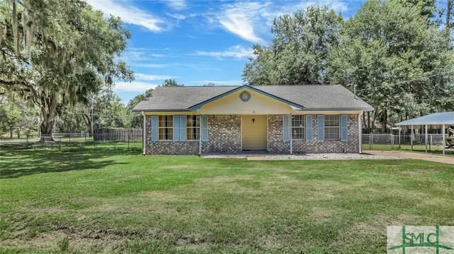 25 Jefferson Circle SE, Allenhurst, GA 31301 (MLS #228573) :: Coastal Savannah Homes