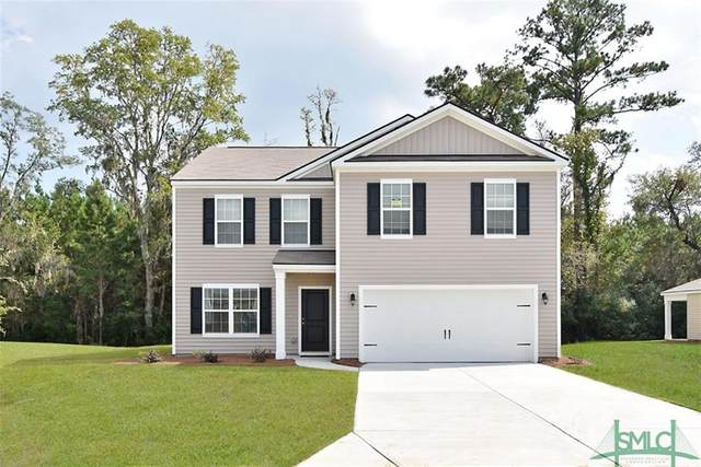 147 Troupe Drive, Pooler, GA 31322 (MLS #228576) :: Glenn Jones Group | Coldwell Banker Access Realty