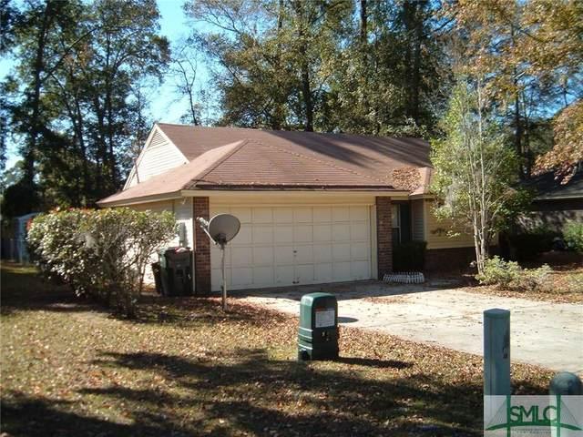 13 Doe Tail Court, Savannah, GA 31406 (MLS #228580) :: Glenn Jones Group | Coldwell Banker Access Realty
