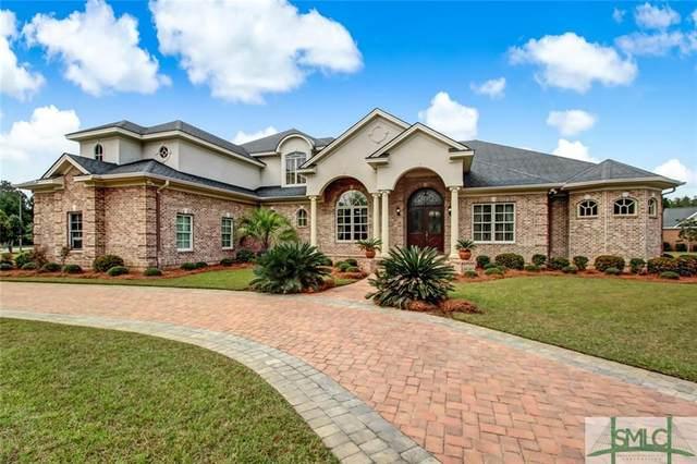 27 Oakcrest Drive E, Savannah, GA 31405 (MLS #228587) :: Coastal Savannah Homes