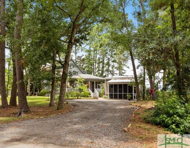 1011 Perry Cove, Savannah, GA 31410 (MLS #228597) :: Heather Murphy Real Estate Group