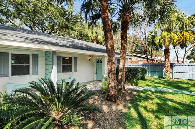209 Miller Avenue A, Tybee Island, GA 31328 (MLS #228609) :: Heather Murphy Real Estate Group