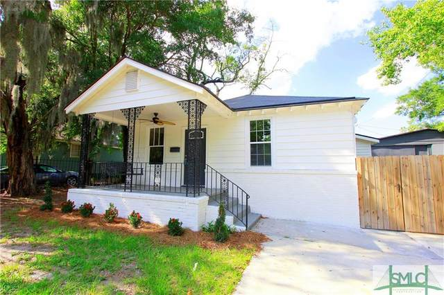 2106 Bolling Street, Savannah, GA 31404 (MLS #228610) :: Liza DiMarco