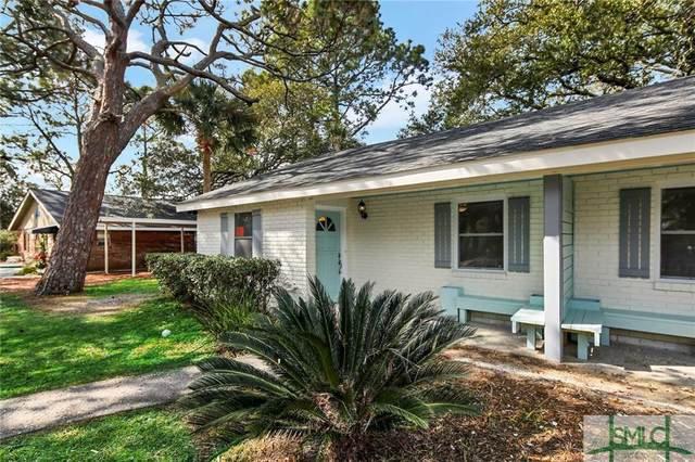 209 Miller Avenue B, Tybee Island, GA 31328 (MLS #228611) :: Heather Murphy Real Estate Group