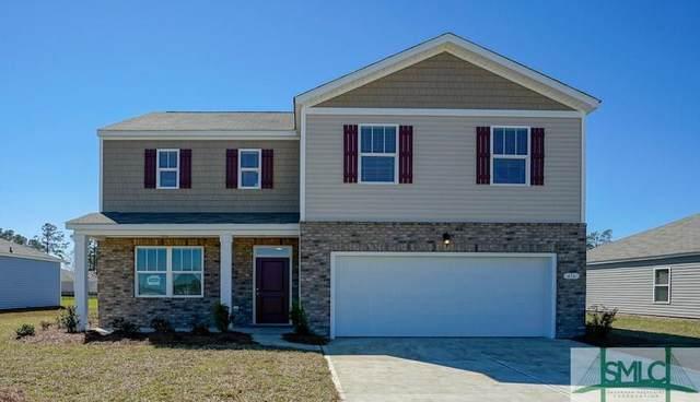 132 Troupe Drive, Savannah, GA 31407 (MLS #228617) :: Heather Murphy Real Estate Group