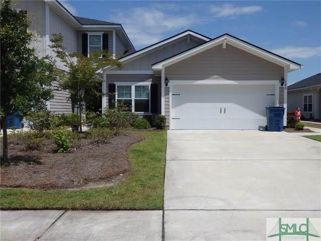 180 Lake Lily Drive, Richmond Hill, GA 31324 (MLS #228624) :: Bocook Realty