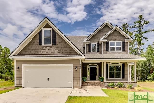 4018 Blue Jay Road, Guyton, GA 31312 (MLS #228628) :: McIntosh Realty Team