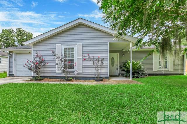 178 Burton Road, Savannah, GA 31405 (MLS #228632) :: The Sheila Doney Team