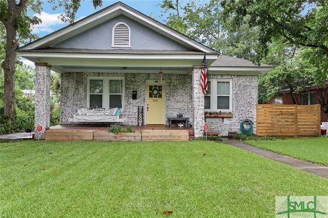 409 Kinzie Avenue, Savannah, GA 31404 (MLS #228633) :: Glenn Jones Group | Coldwell Banker Access Realty