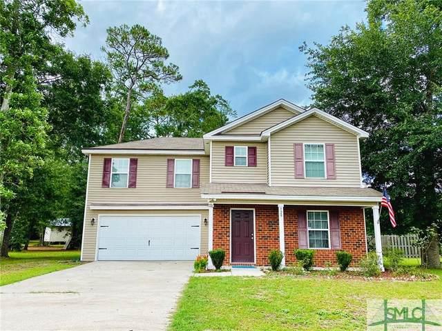 129 Laurel Lane, Guyton, GA 31312 (MLS #228647) :: Bocook Realty